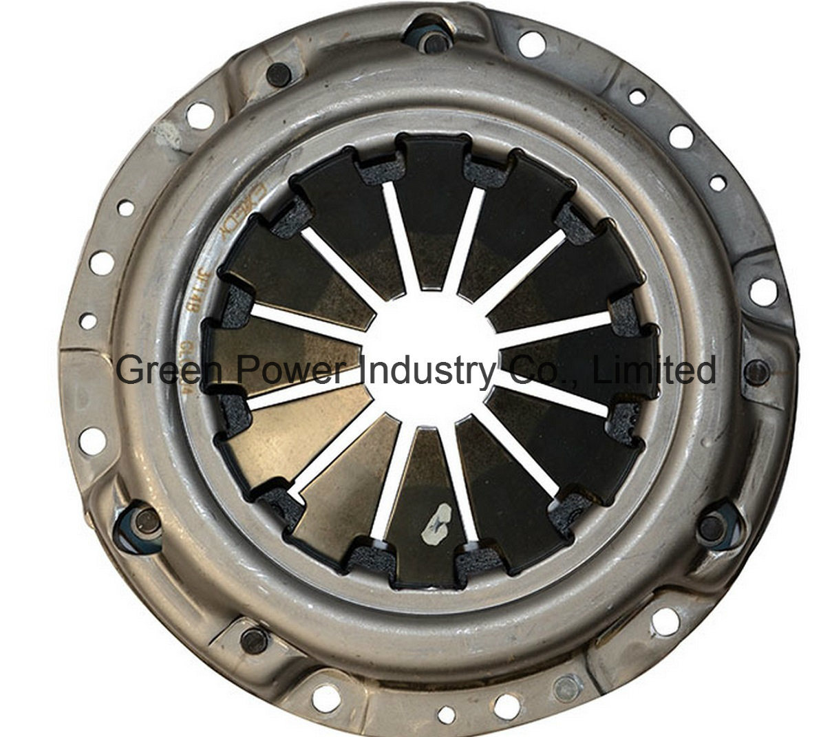 Geely Clutch Cover LC-1 LC-1A Clutch Pressure Plate 1