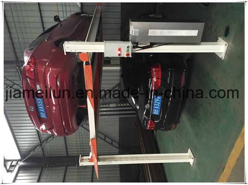 2 Level 4 Column Parking Lift