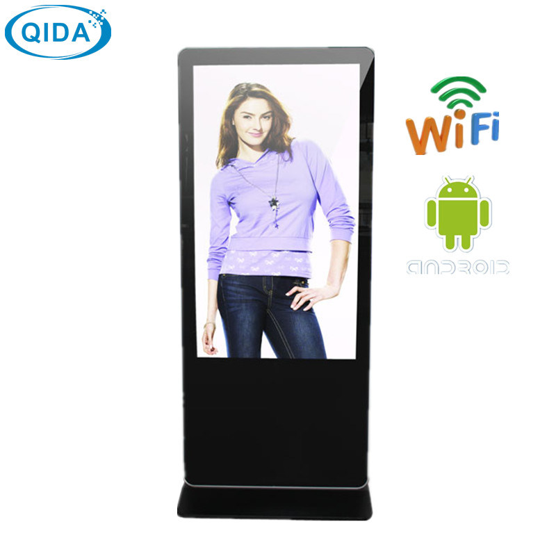 """10"""" to 84"""" HD Android Windows Avertising Digital Sigange LCD Display"""