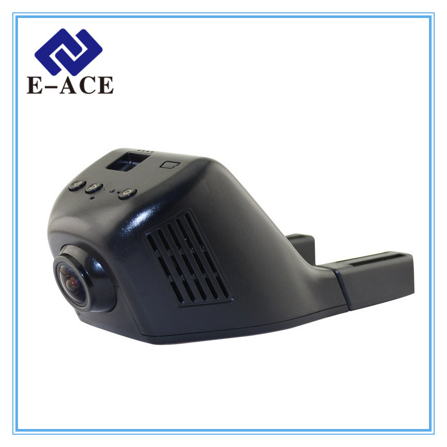 FHD Mini WiFi Dashcam with Car DVR