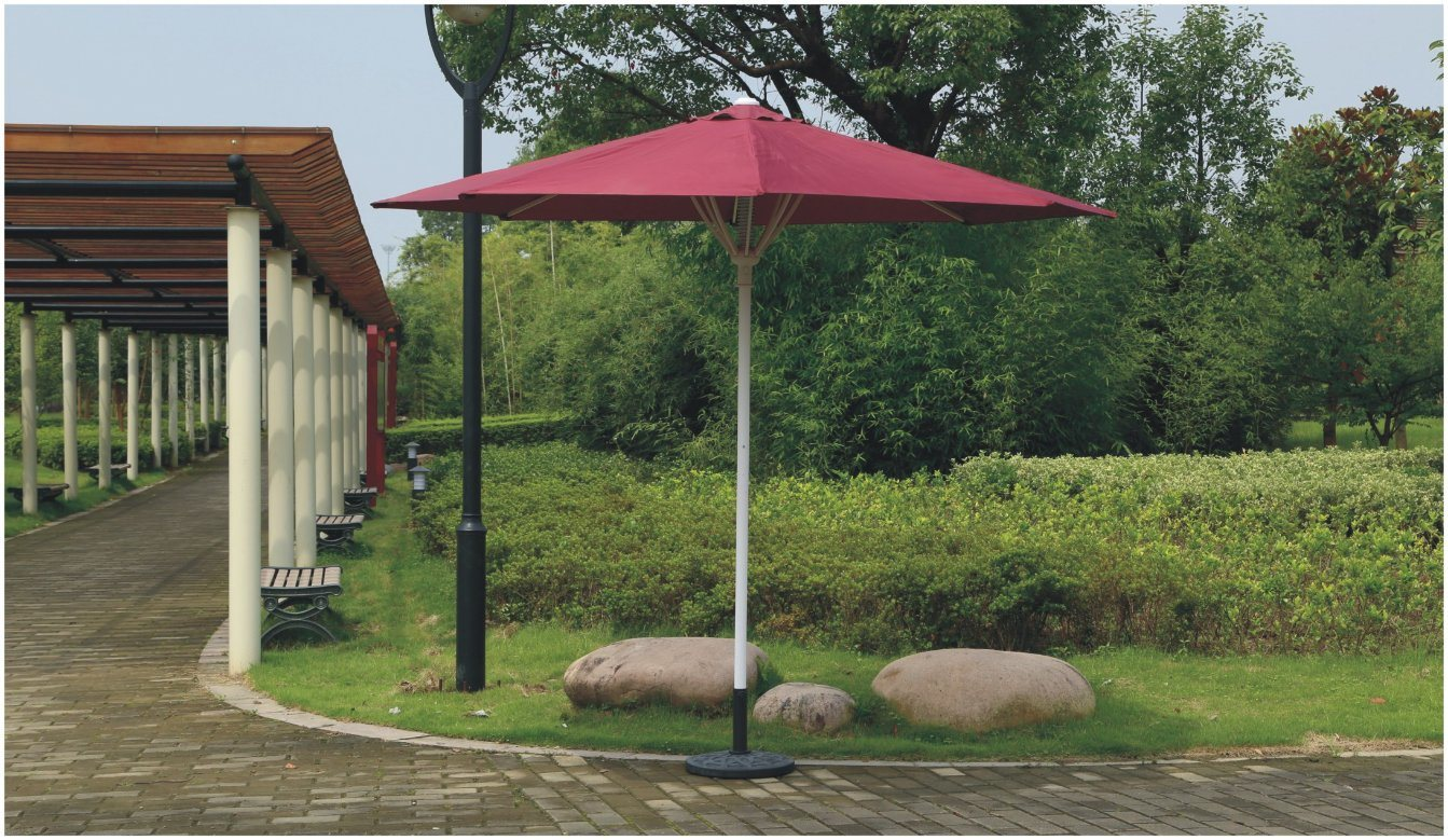 Outdoor Garden Aluminum Umbrella