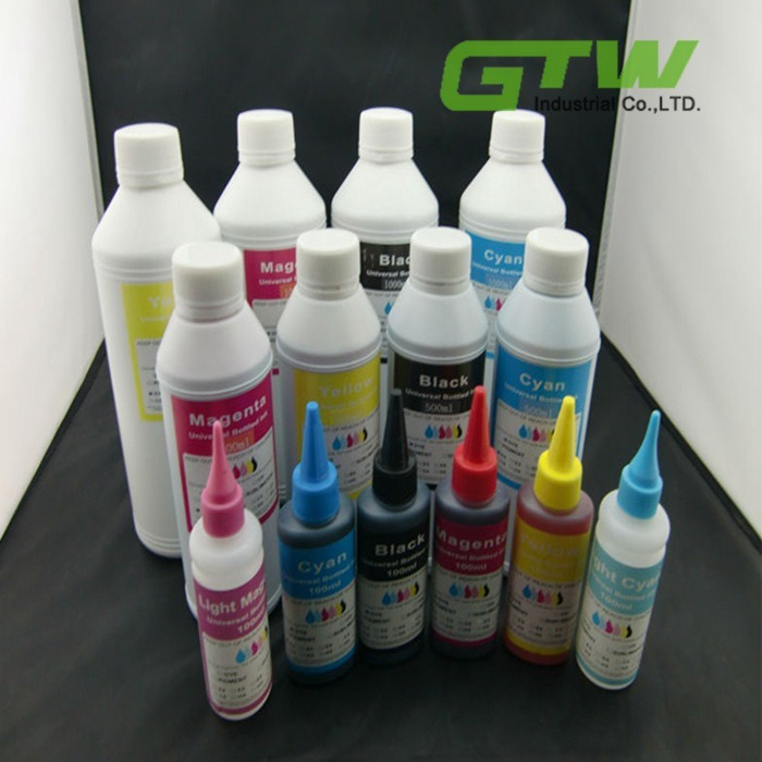 High Quality Dye Sublimation Ink with Sublimation Paper
