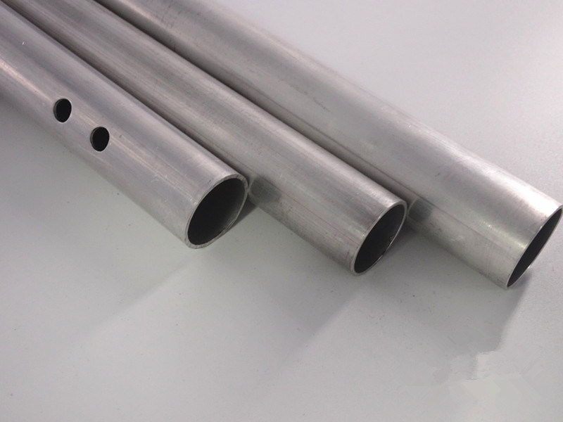 Aluminum/Aluminium Alloy 6000 Extrusion Anodized Pipe