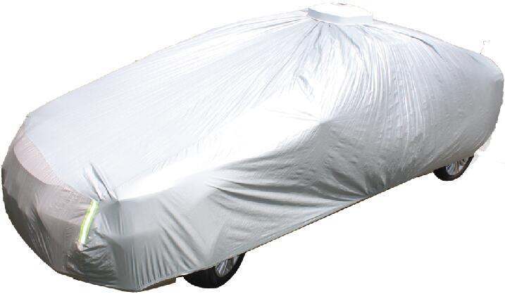 All New Auto Accessory with Solar and APP--Automatic Car Cover