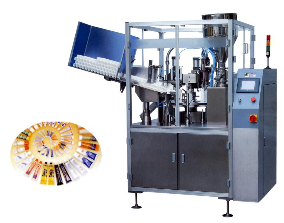 Sgf Ointment Plastic Tube Filling and Sealing Machine