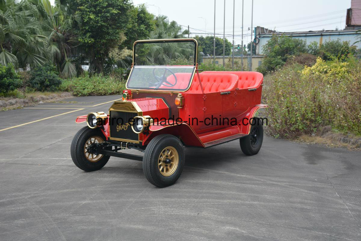 Unique Design Sturdy Smart Golf Cart Antique Electric Car