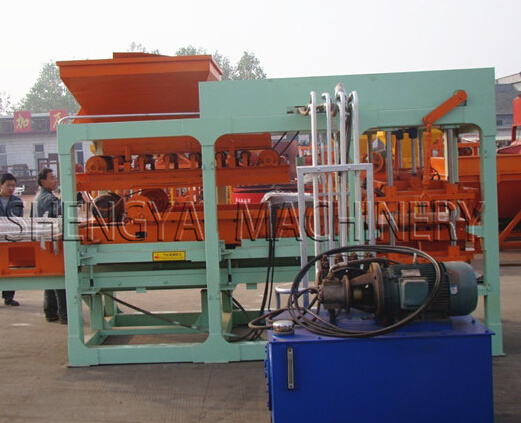 Good Price Qt8-15 Fully Automatic Hydraulic Brick Making Machine