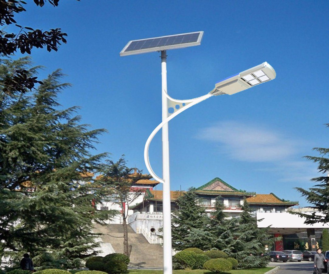 High Power LED Solar Street for Government Project