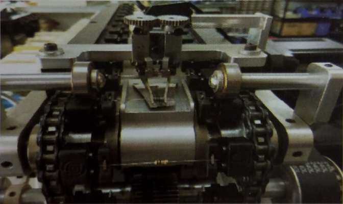 Automatic Axial Insert Machine Xzg-4000EL-01-80 China Manufacturer