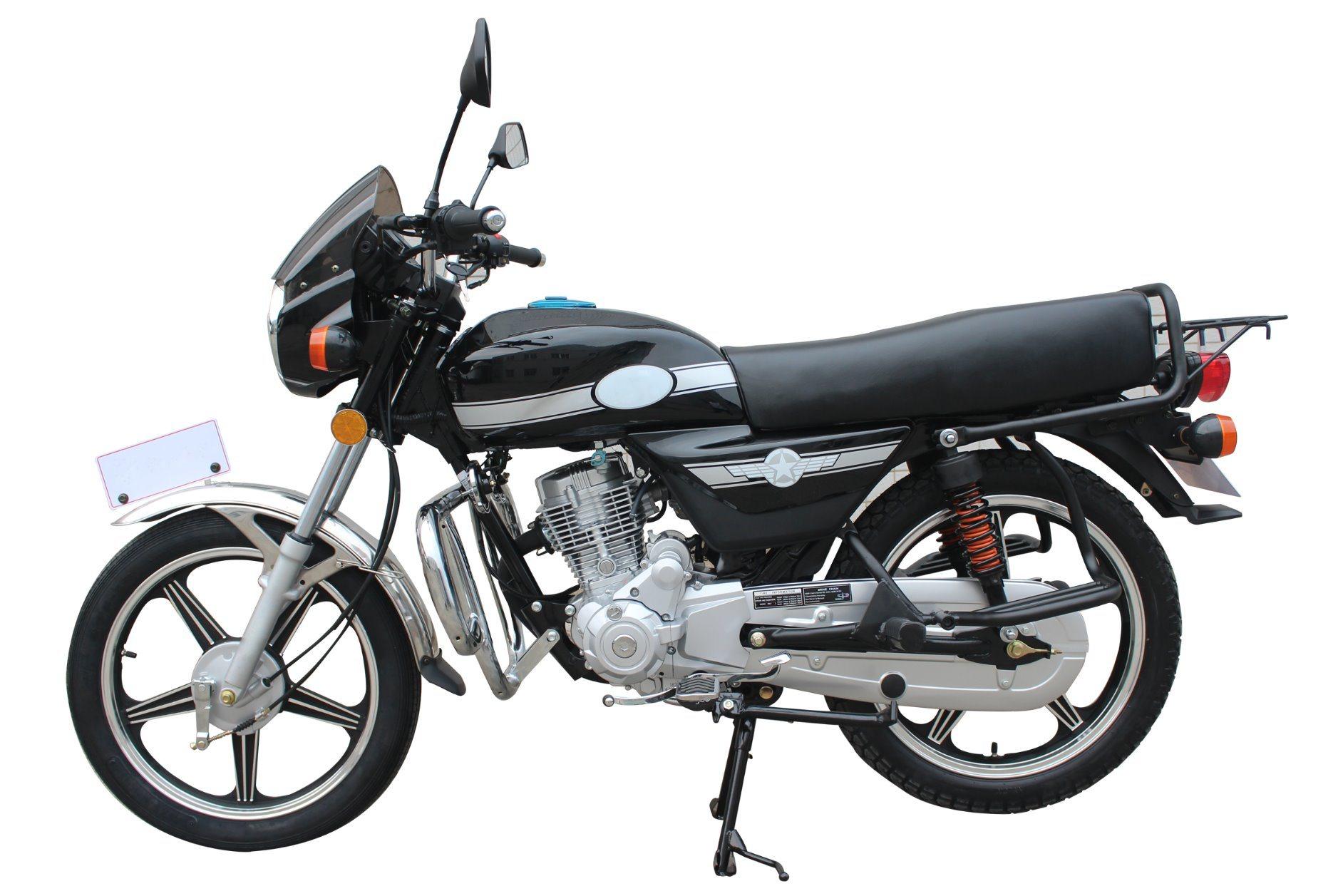 150cc Standard Motorcycle, Most Popular Motor, Three Passengers