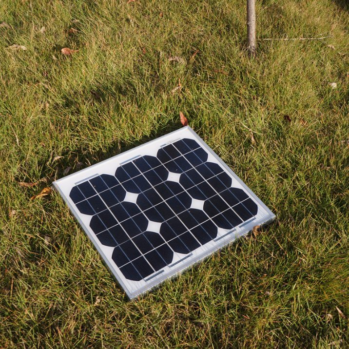 20W High Efficiency Mono Renewable Energy Saving Solar  Panel