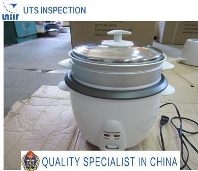 Professional Quality Control and Inspection Service China-Drum Rice Cooker