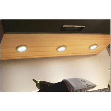 1.8W LED Slim Cabinet Light Mounted Installation for Furniture