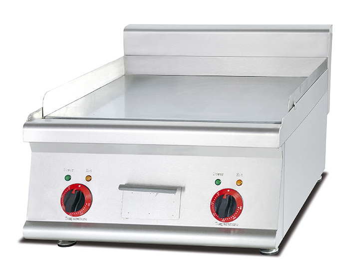 Counter-Top Electric Griddle for Commercial Equipment