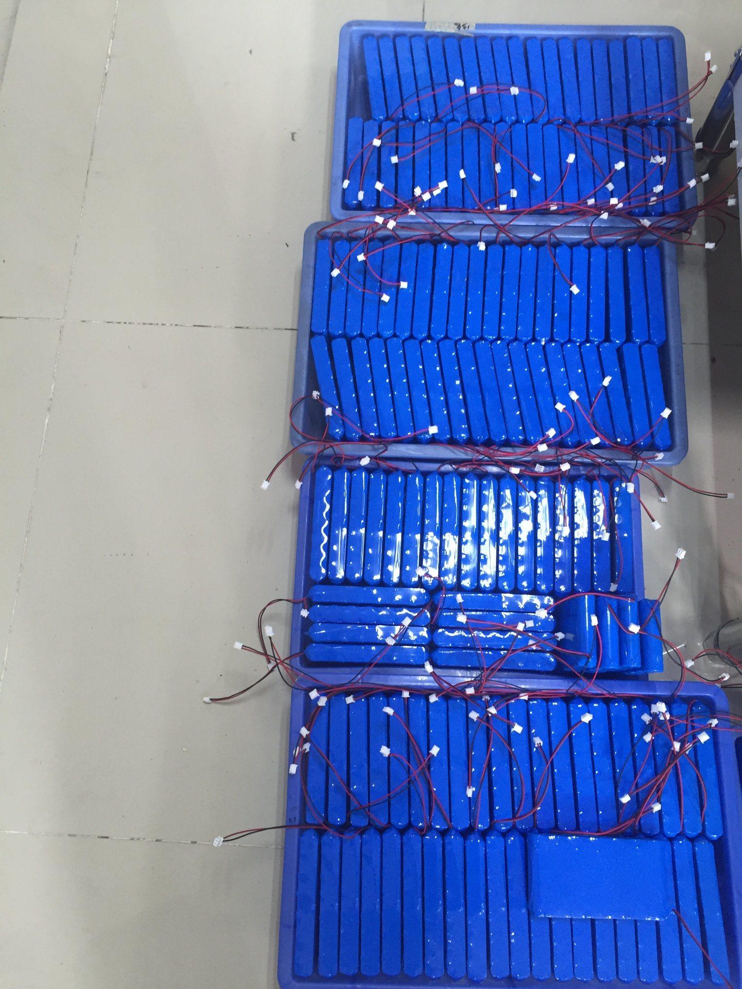 Baterias Recargables 12000 Mh 7s Lion Battery 18650 2600mAh