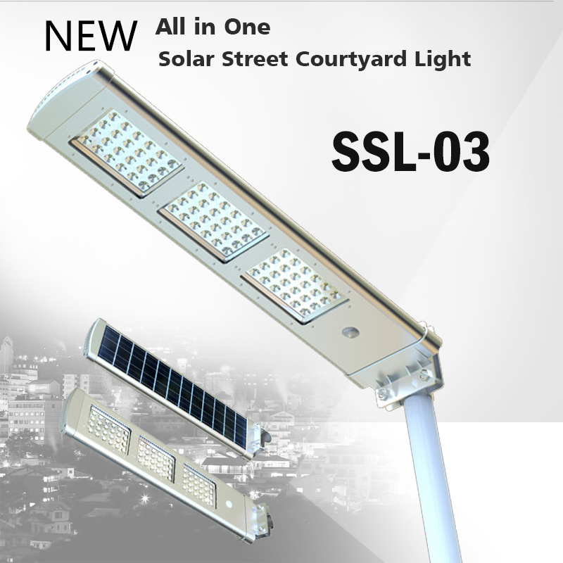 Energy Saving Road Lamps Pathway Light Solar Product Factory