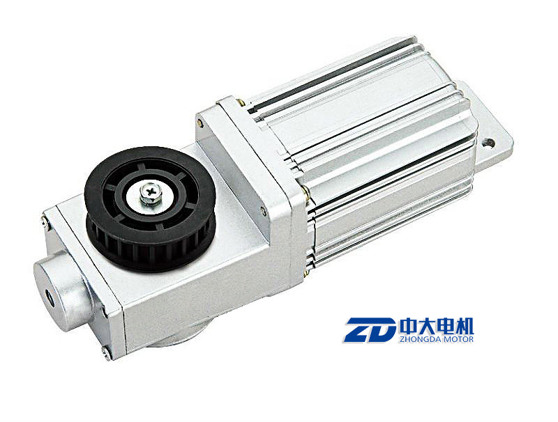 Sectional Overhead Garage Brush Door Motor