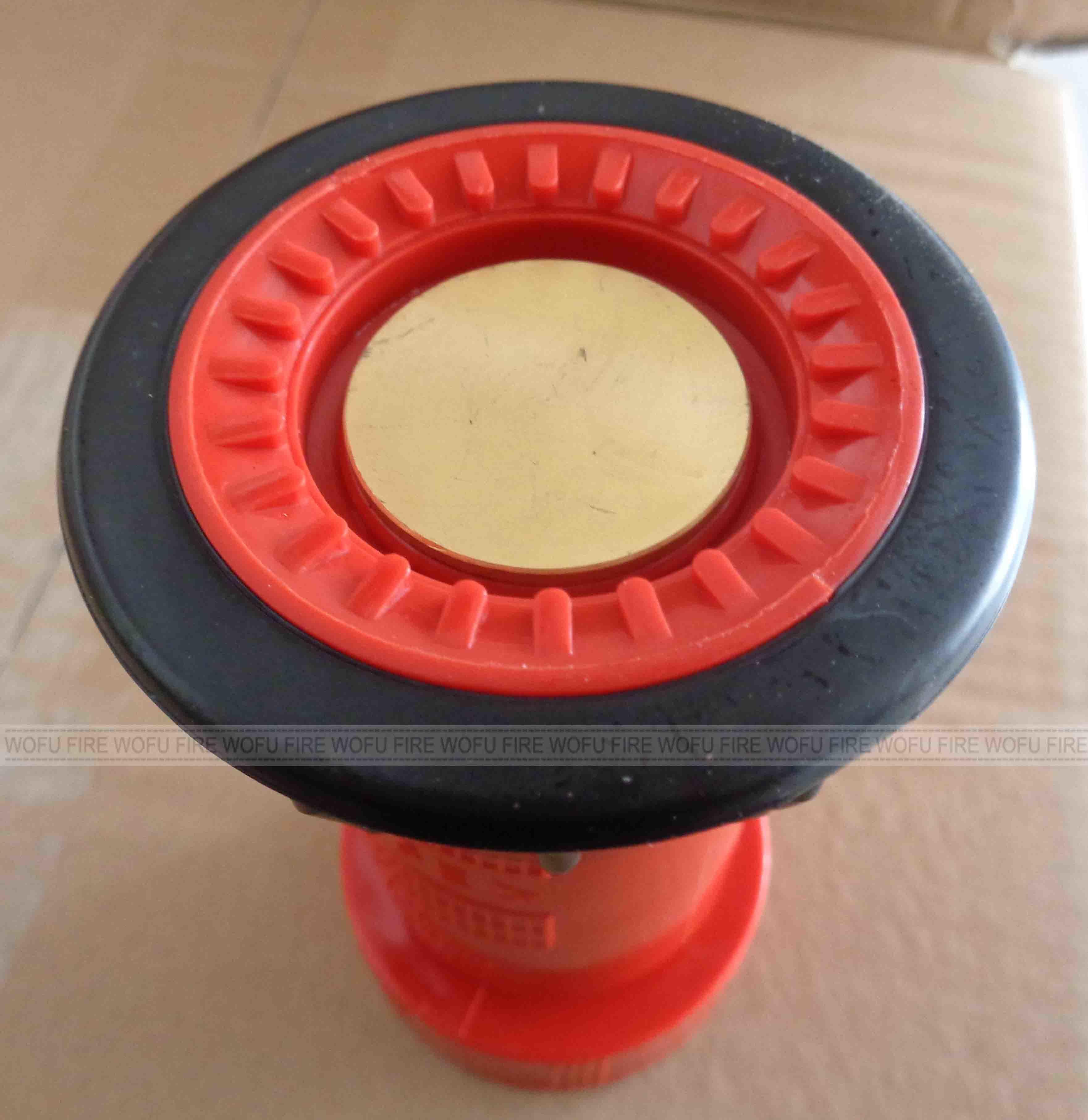 Polycarbonate Fire Hose Nozzle