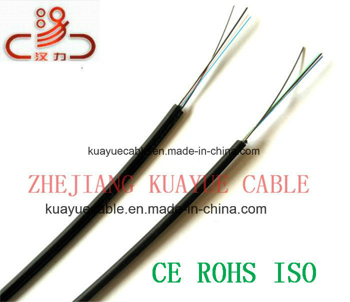 Optical Cable Outdoor FTTH Drop Wire/Computer Cable/ Data Cable/ Communication Cable/ Connector/ Audio Cable