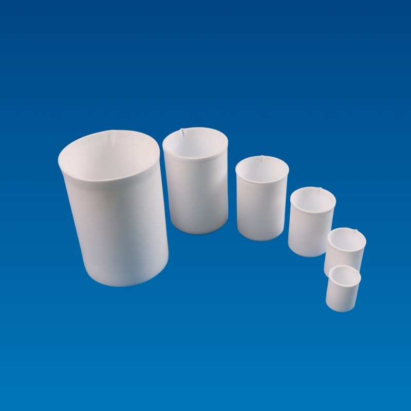 PTFE Beaker Teflon Products Teflon Beaker