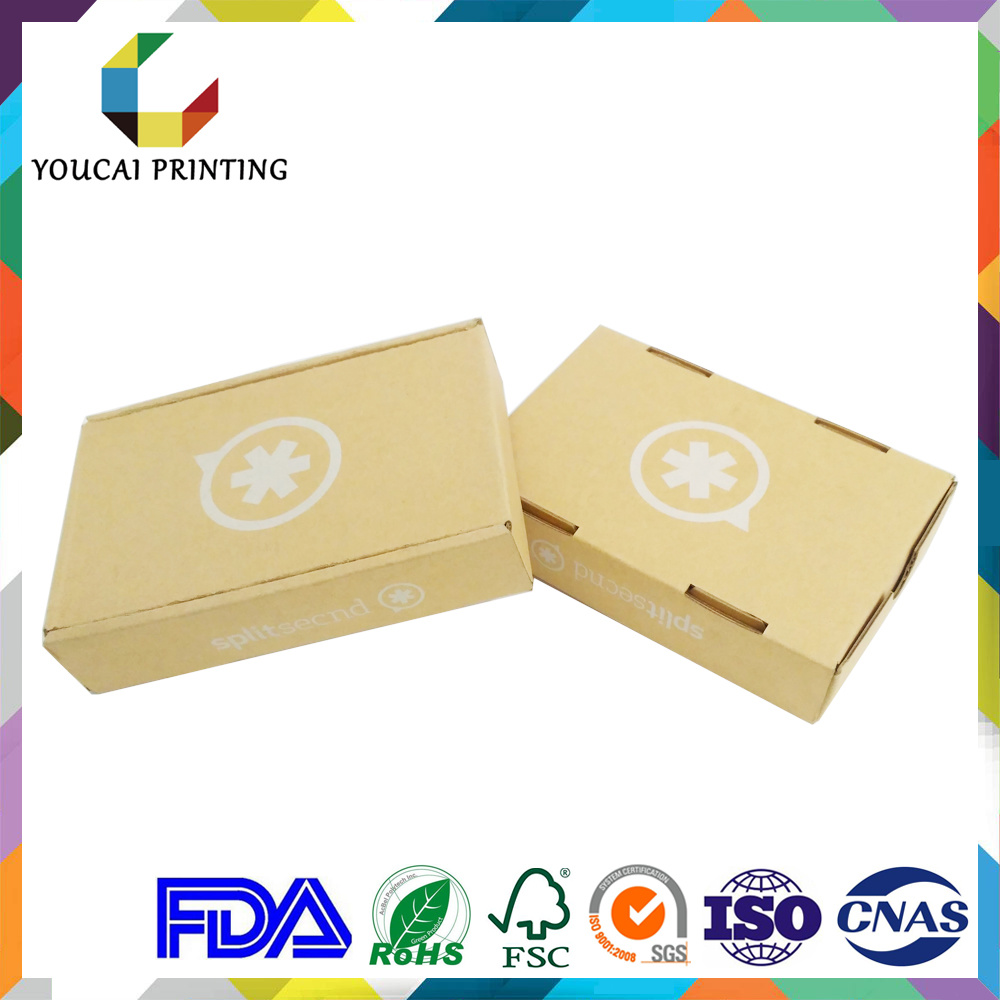 Custom Design Printed High Quality Shopping Printable Foldable Boxes