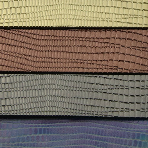Top Sale Eco-Friendly Synthetic PU Leather for Handbags (H252)