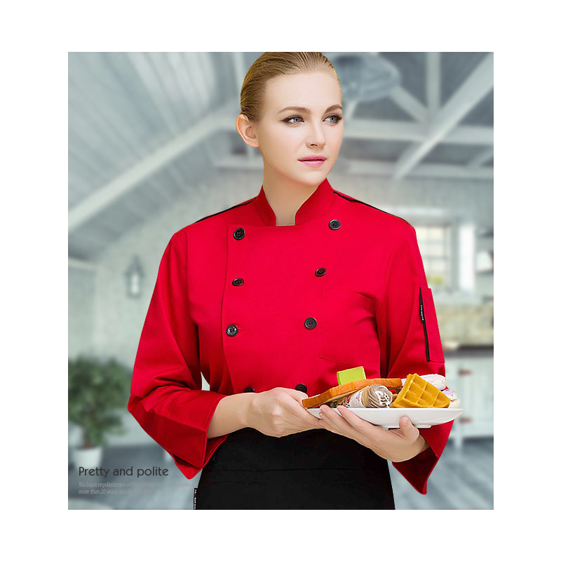 Professional Restaurant Cook Uniform Design and Chef Workwear Design