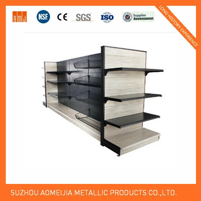 Supermarket Shelf Heavy Duty Gondola Shelf