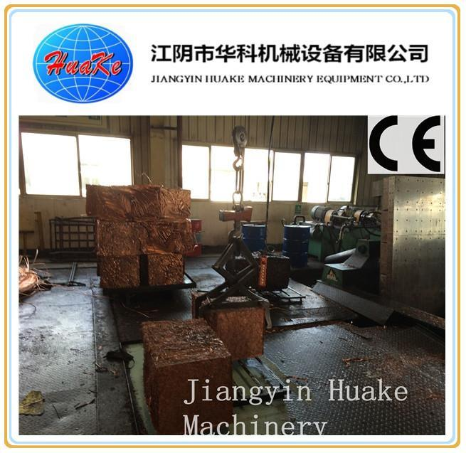 Scrap Copper Baler (YE81F-200)