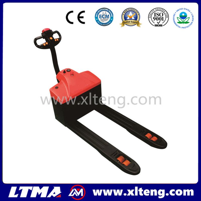Ltma High Quality 1.5 Ton Electric Pallet Truck