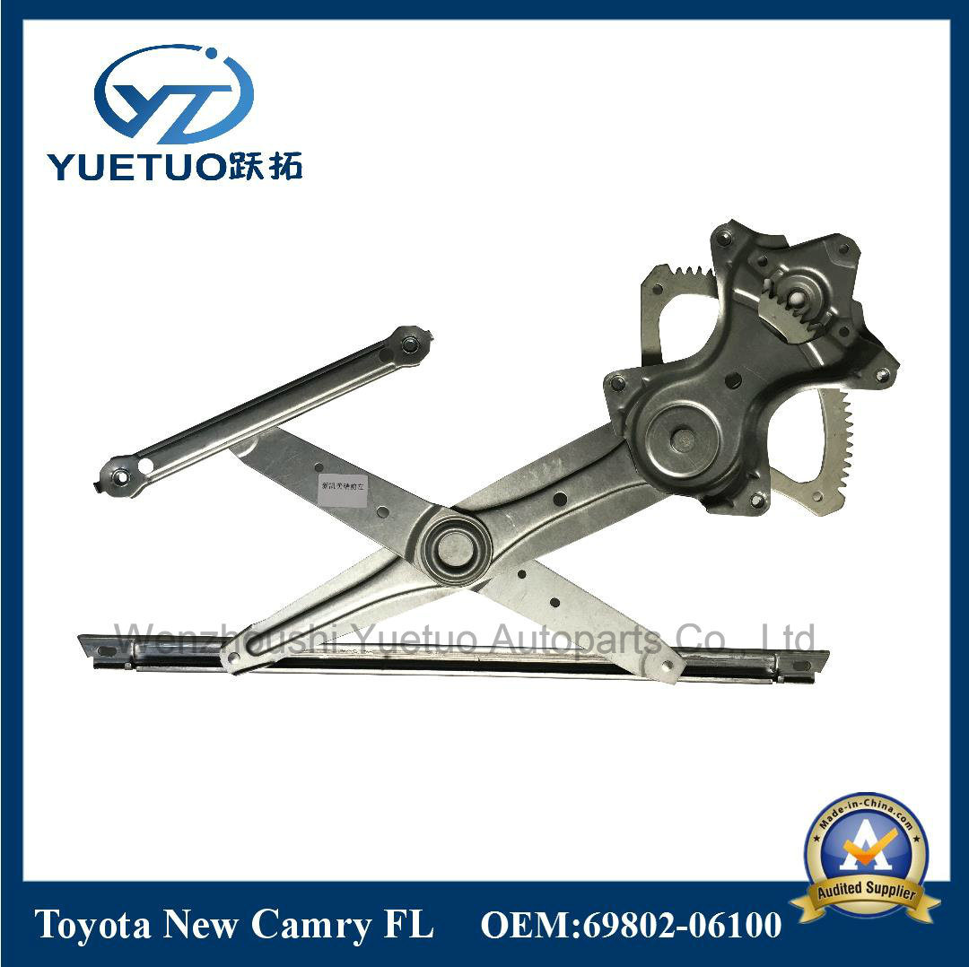 Auto for Toyota New Camry Window Regulator Front Left 69802-06100