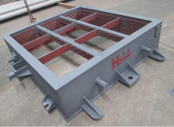 Vacuum Process Casting Machine Sand Box