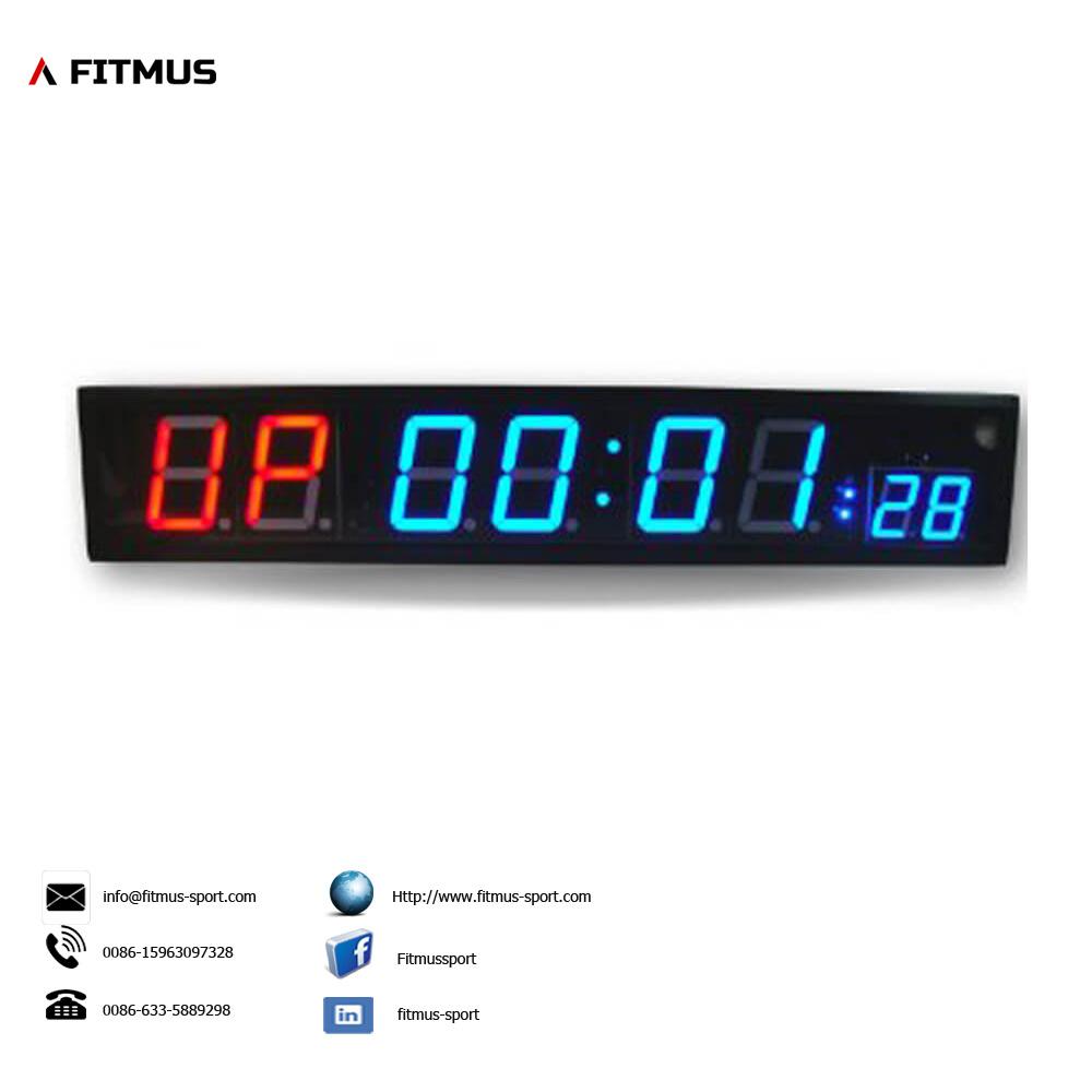 Crossfit Interval Timer 8 Digit Programmable Timer Boxing Timer Workout Timer Gym Timer Exercise Timer