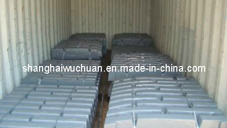 OEM Manganese Jaw Parts for Metso C125 Crusher