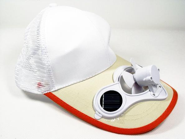 China Solar Fan Hat Sky H 301 China Solar Cap Solar Hat
