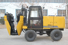 Skid Loader Attachments Tree Spade