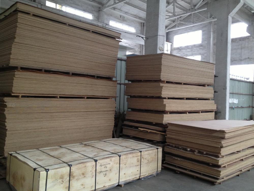 Plywood for Yacht Building