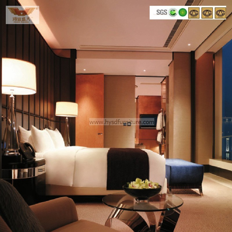 Fsc Forest Certified Approved by SGS Modern Customized Hotel Bedroom Furniture for Hotel Furniture
