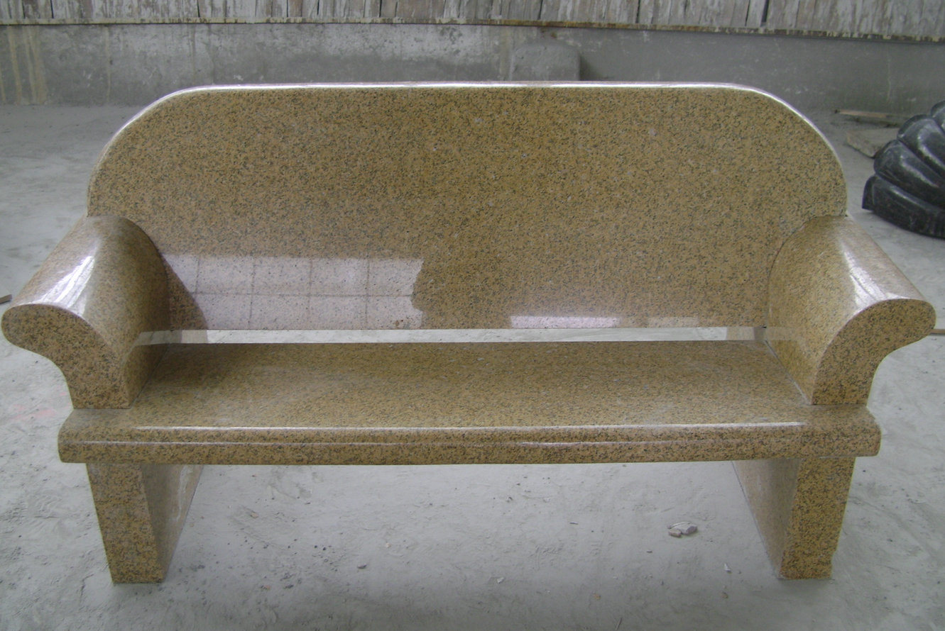 China Granite Bench China Furniture Bench