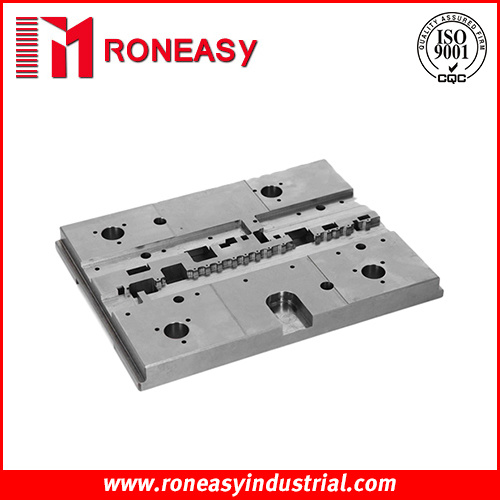 Precision Terminal Connector Stamping Die (Model: RY-SD002)