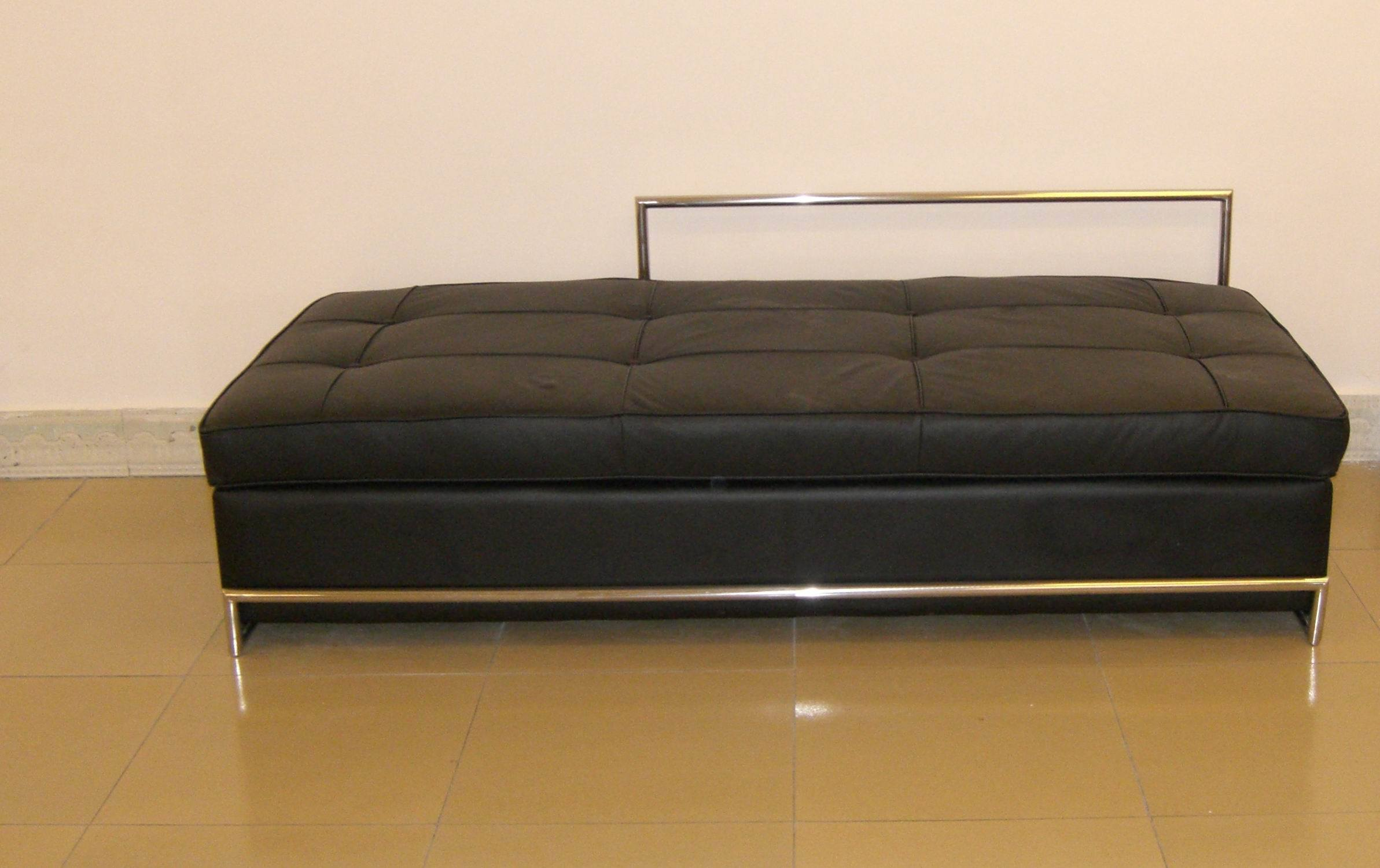 china sofa bed eileen gray daybed s014 photos pictures made in. Black Bedroom Furniture Sets. Home Design Ideas