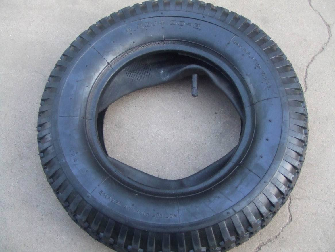 China Tube Tyre