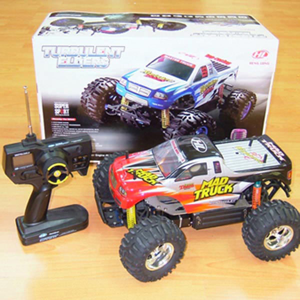 China 1 10th r c gas car with 18cxp engine electric for Toys r us motorized cars