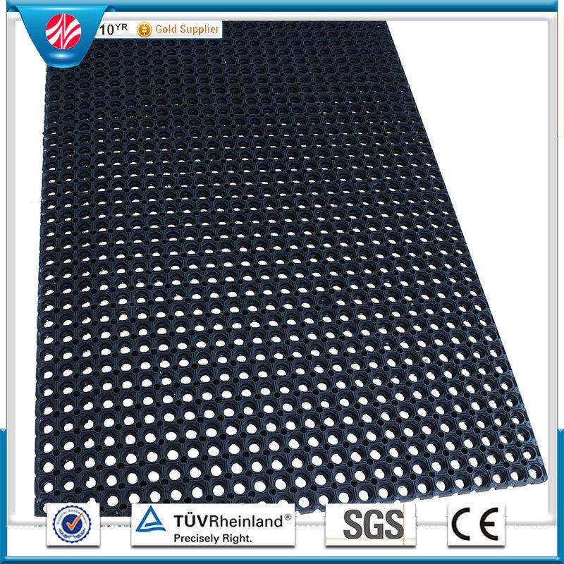 Anti-Slip Rubber Boat Deck Mat, Grass Rubber Floor Mat