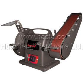 China Bench Amp Belt Grinder Bg200p China Bench Grinder