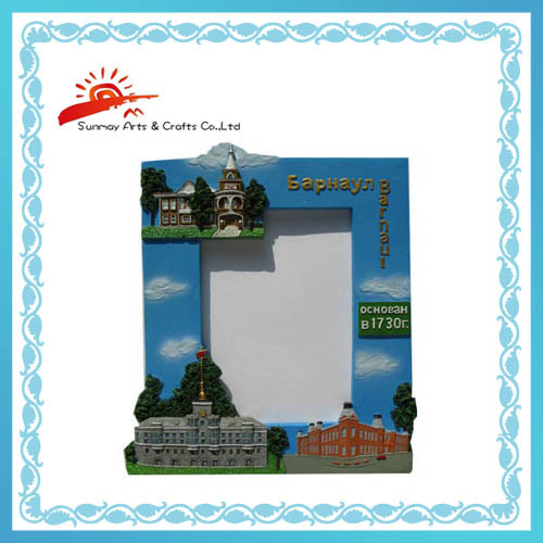 Resin Customized Photoframe Polyresin Picture Frame