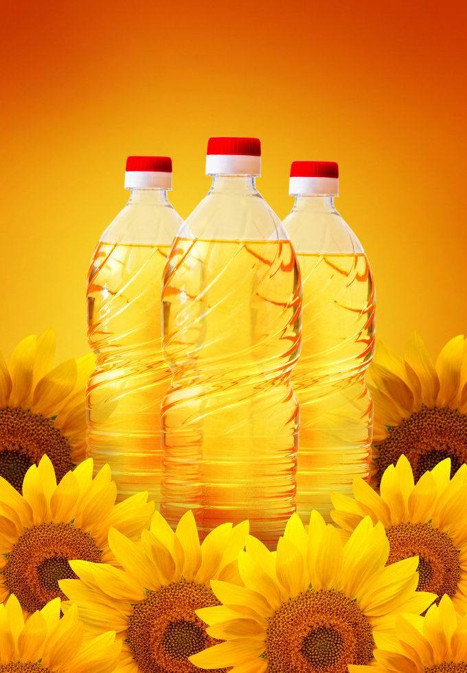 Refined&Crude Sunflower Oil for Cooking Food