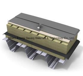 FM Certified Waterproof High Strength Roofing Thermal Insulation Rockwool Board
