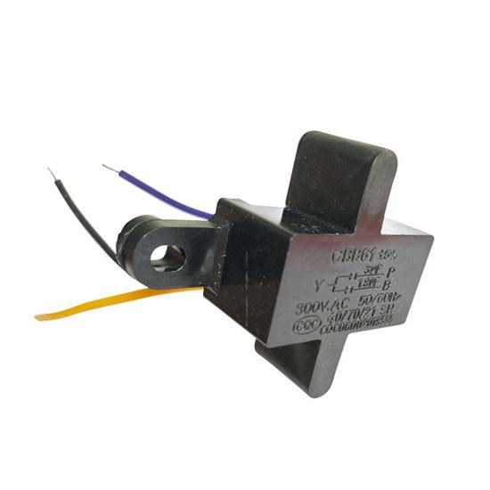 Cbb60 Fan Capacitor Switch Capacitor Cbb61 Polypropylene Film Capacitor 350V 500V