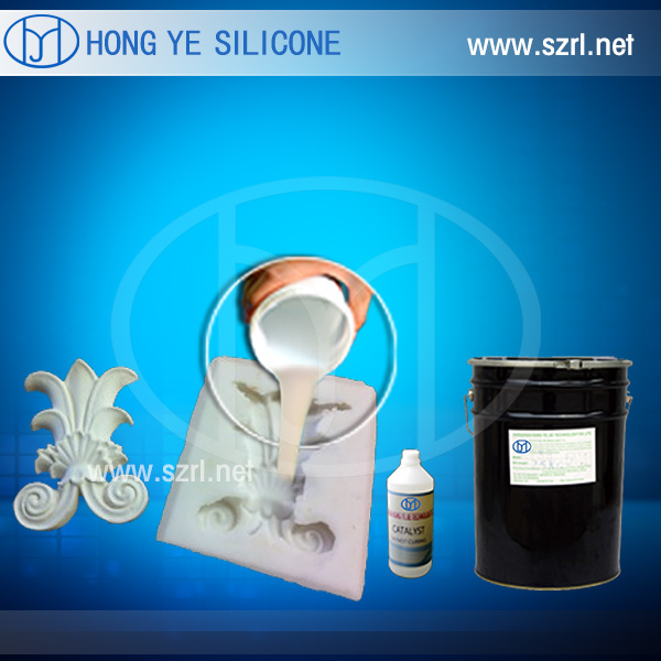 Consideration Silicone Rubber for Gypsum Products Moldings